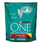 Purina ONE Sterilcat  Nowość dla kotów marki Nestlé PURINA